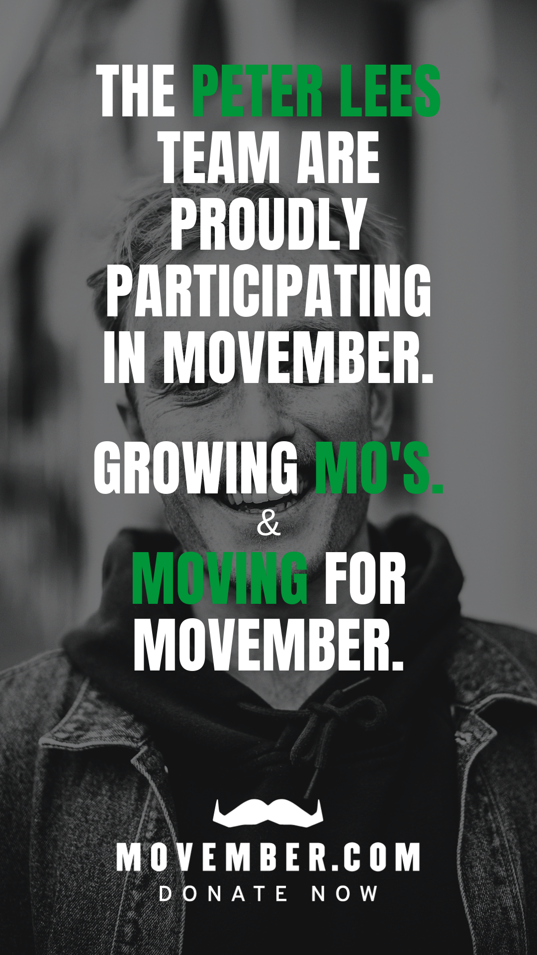 Grow a Mo – Save a Bro – Movember is Here