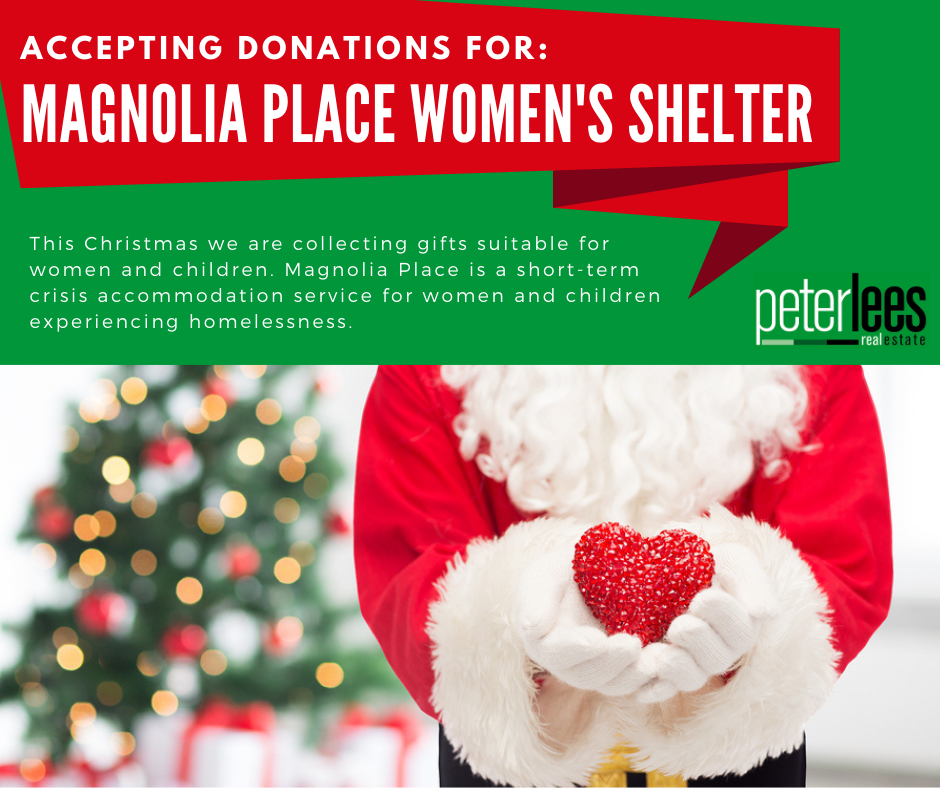 MAGNOLIA PLACE GIVING TREE – NOW ACCEPTING DONATIONS